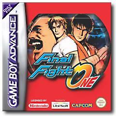 Final Fight One per Game Boy Advance