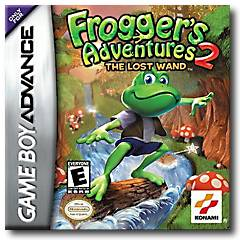 Frogger's Adventures 2 per Game Boy Advance