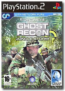 Ghost Recon Jungle Storm Headset per PlayStation 2