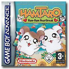 Hamtaro: Ham-Ham Heartbreak per Game Boy Advance
