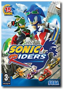 Sonic Riders per PC Windows