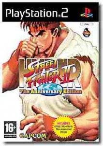 Hyper Street Fighter 2 per PlayStation 2