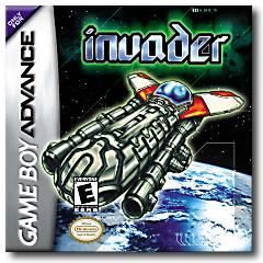 Invader per Game Boy Advance