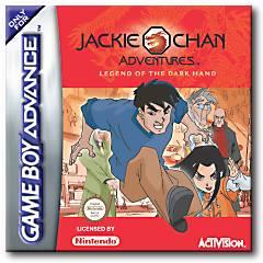 Jackie Chan Adventures: Legend of the Dark Hand per Game Boy Advance