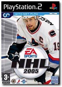 NHL 2005 per PlayStation 2