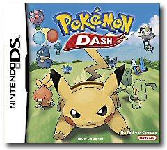 Pokémon Dash per Nintendo DS