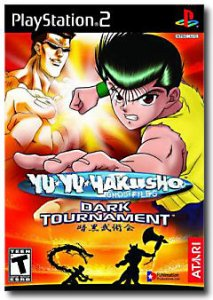 Yu Yu Hakusho: Dark Tournament per PlayStation 2