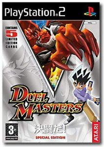 Duel Masters per PlayStation 2