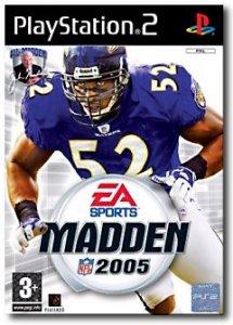 Madden NFL 2005 per PlayStation 2