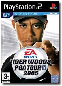 Tiger Woods PGA Tour 2005 per PlayStation 2