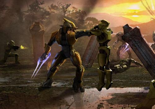 In lavorazione un fumetto su Halo: Fall of Reach