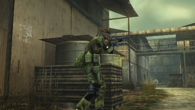 Altri dieci minuti da Metal Gear Solid: Peace Walker