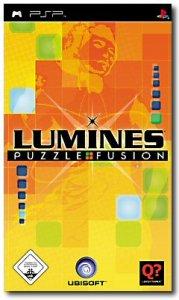 Lumines per PlayStation Portable