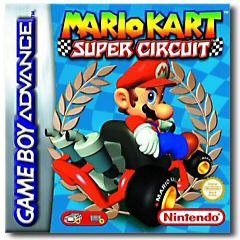 Mario Kart: Super Circuit per Game Boy Advance