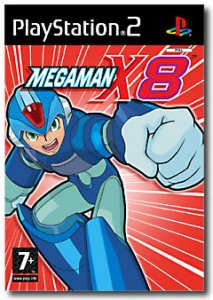 Megaman X8 per PlayStation 2