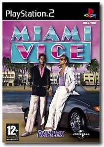 Miami Vice per PlayStation 2