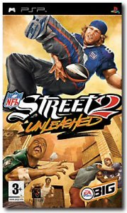 NFL Street 2: Unleashed per PlayStation Portable