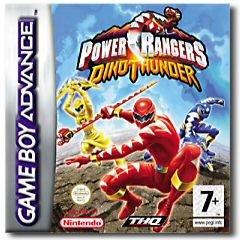 Power Rangers: Dino Thunder per Game Boy Advance