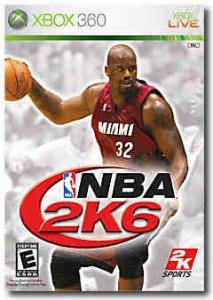 NBA 2K6 per Xbox 360