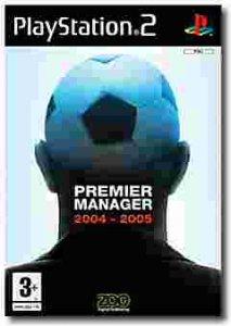 Premier Manager 2004/2005 per PlayStation 2