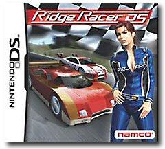 Ridge Racer DS per Nintendo DS