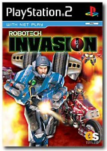 Robotech: Invasion per PlayStation 2