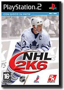NHL 2K6 per PlayStation 2