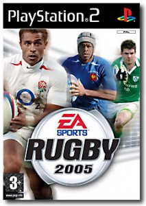 Rugby 2005 per PlayStation 2