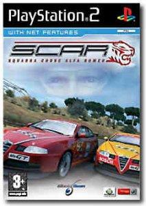 S.C.A.R. - Squadra Corse Alfa Romeo per PlayStation 2