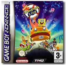 SpongeBob SquarePants: The Movie per Game Boy Advance
