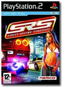 Street Racing Syndicate per PlayStation 2