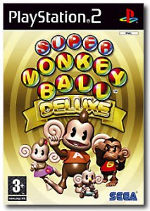 Super Monkey Ball Deluxe per PlayStation 2