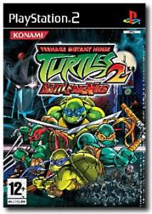 Teenage Mutant Ninja Turtles 2 per PlayStation 2