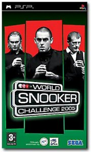 World Championship Snooker 2005 per PlayStation Portable