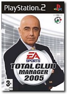 Total Club Manager 2005 per PlayStation 2