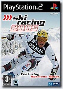 Ski Racing 2005 per PlayStation 2