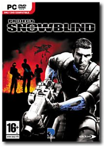 Project: Snowblind per PC Windows