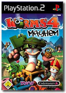 Worms 4: Mayhem per PlayStation 2