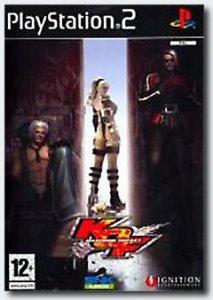 The King of Fighters: Maximum Impact per PlayStation 2
