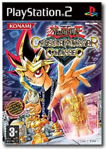 Yu-Gi-Oh! Capsule Monster Colosseo per PlayStation 2