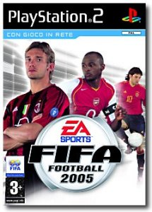 Fifa 2005 per PlayStation 2