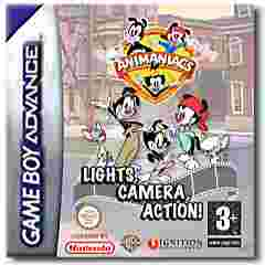 Animaniacs: Lights, Camera, Action per Game Boy Advance