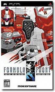 Armored Core: Formula Front per PlayStation Portable