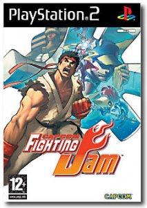 Capcom Fighting Jam per PlayStation 2