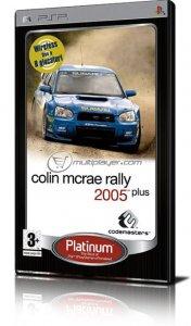 Colin McRae Rally 2005 Plus per PlayStation Portable