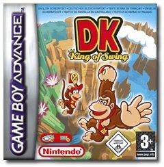 DK: King of Swing per Game Boy Advance