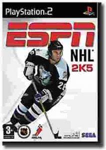 ESPN NHL 2K5 per PlayStation 2