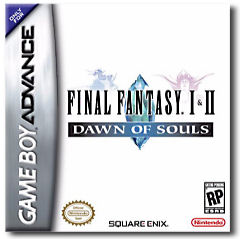 Final Fantasy I & II: Dawn of Souls per Game Boy Advance