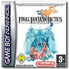 Final Fantasy: Tactics Advance per Game Boy Advance