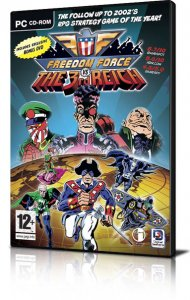 Freedom Force vs the Third Reich per PC Windows